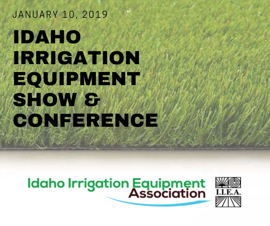 Idaho Irrigation Equipment Show Conference Web