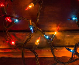 Xmas Lights Wifi Web